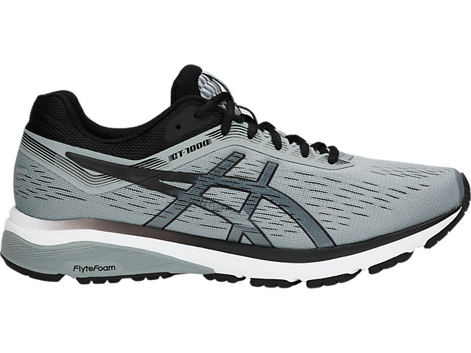 Asics GT-1000 7 Men/'s 1011A042.020 Stone Grey//Black Running Shoes