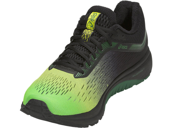 Front Left view of GT-1000 7 SP, NEON LIME/BLACK