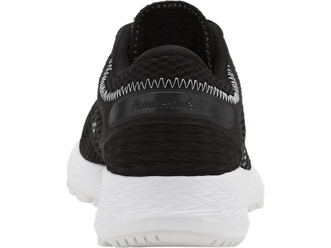 Back view of RoadHawk FF 2, BLACK/WHITE