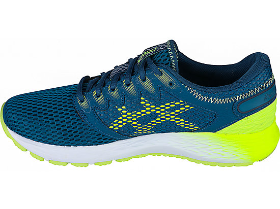 RoadHawk FF 2 DEEP AQUA/FLASH YELLOW