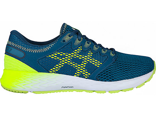 RoadHawk FF 2, DEEP AQUA/FLASH YELLOW