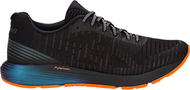 DYNAFLYTE 3 LITE SHOW Chaussures de running compétition blackshocking orange