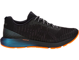 DYNAFLYTE 3 LITE-SHOW, BLACK/SHOCKING ORANGE