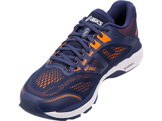 GT-2000 7 INDIGO BLUE/SHOCKING ORANGE