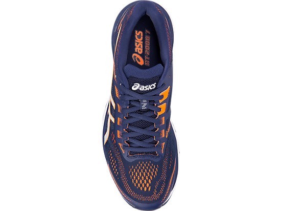 GT-2000 7 (2E) INDIGO BLUE/SHOCKING ORANGE