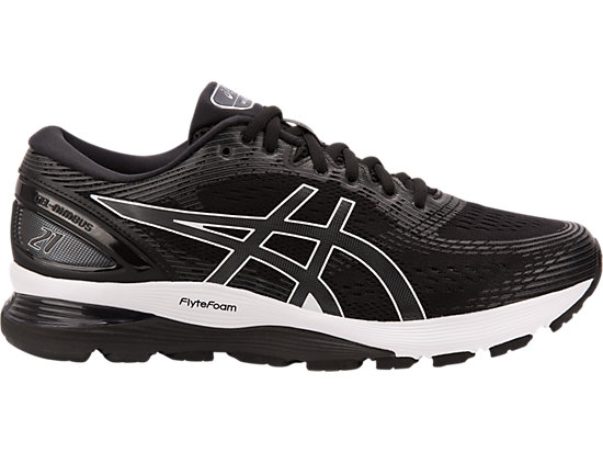 GEL-NIMBUS® 21, BLACK/DARK GREY