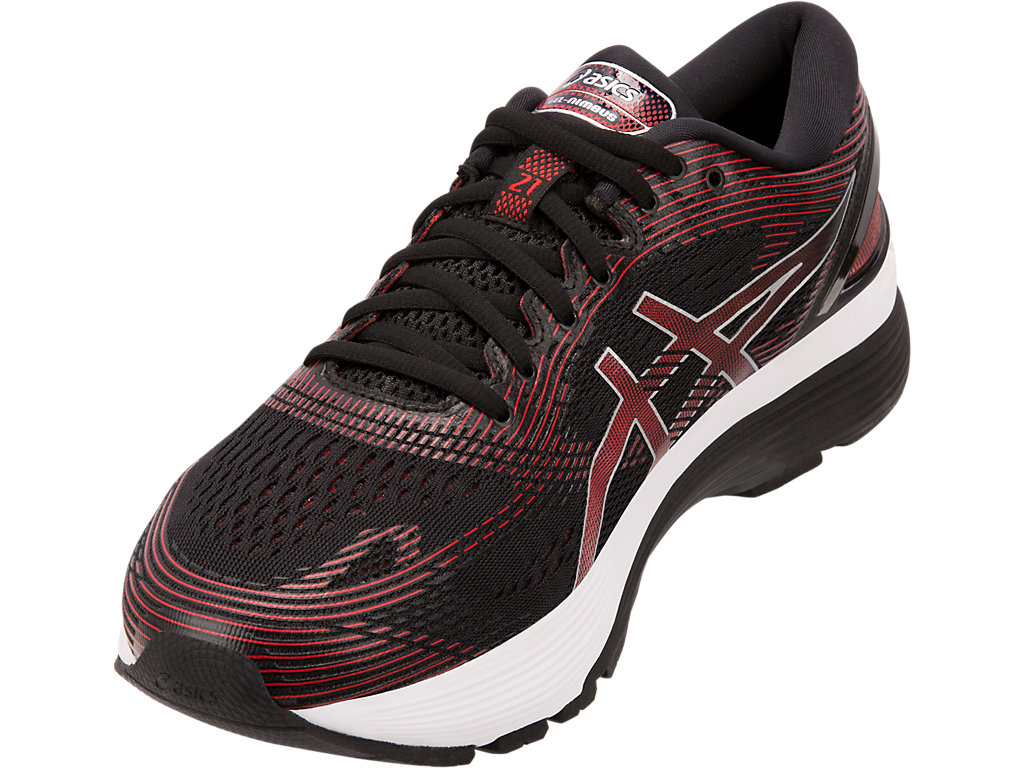 ASICS-Men-039-s-GEL-Nimbus-21-Running-Shoes-1011A169 thumbnail 12