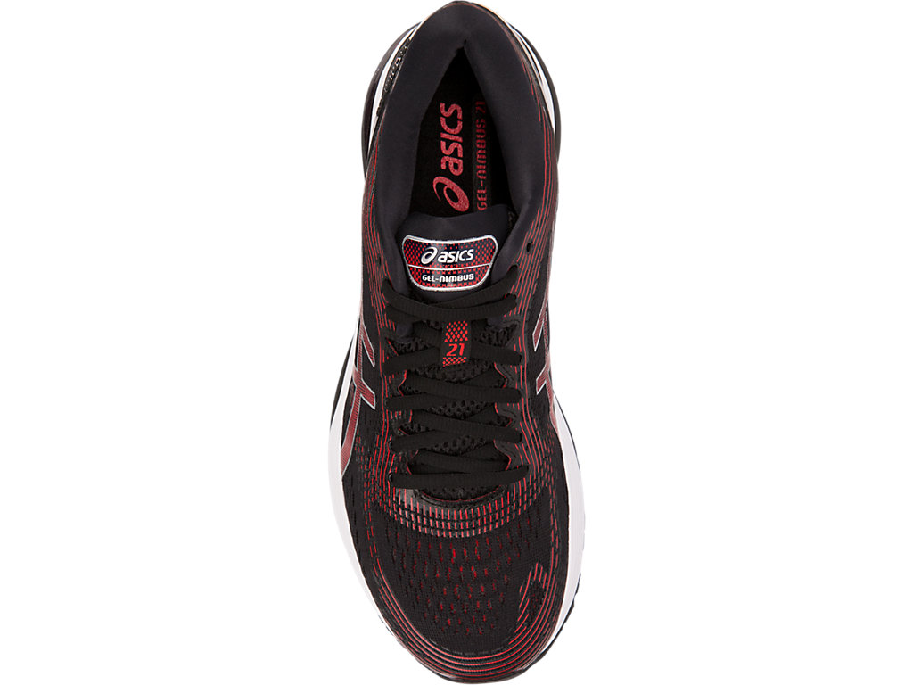 ASICS-Men-039-s-GEL-Nimbus-21-Running-Shoes-1011A169 thumbnail 15