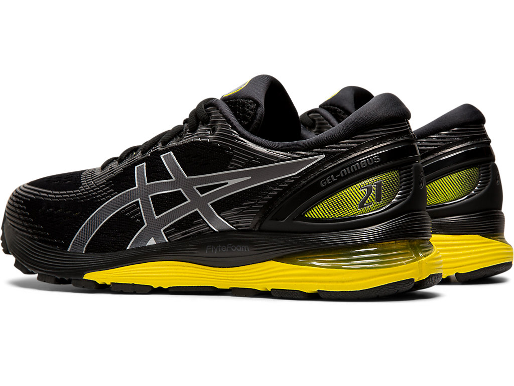 ASICS-Men-039-s-GEL-Nimbus-21-Running-Shoes-1011A169 thumbnail 30