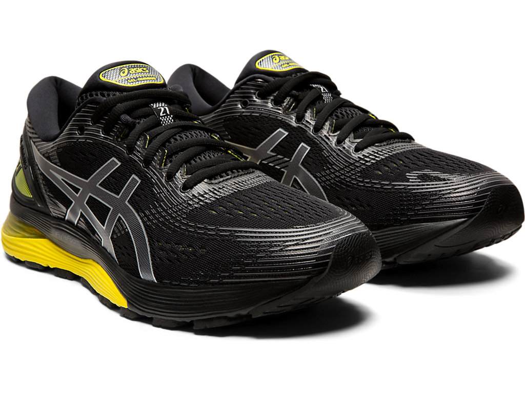 ASICS-Men-039-s-GEL-Nimbus-21-Running-Shoes-1011A169 thumbnail 29