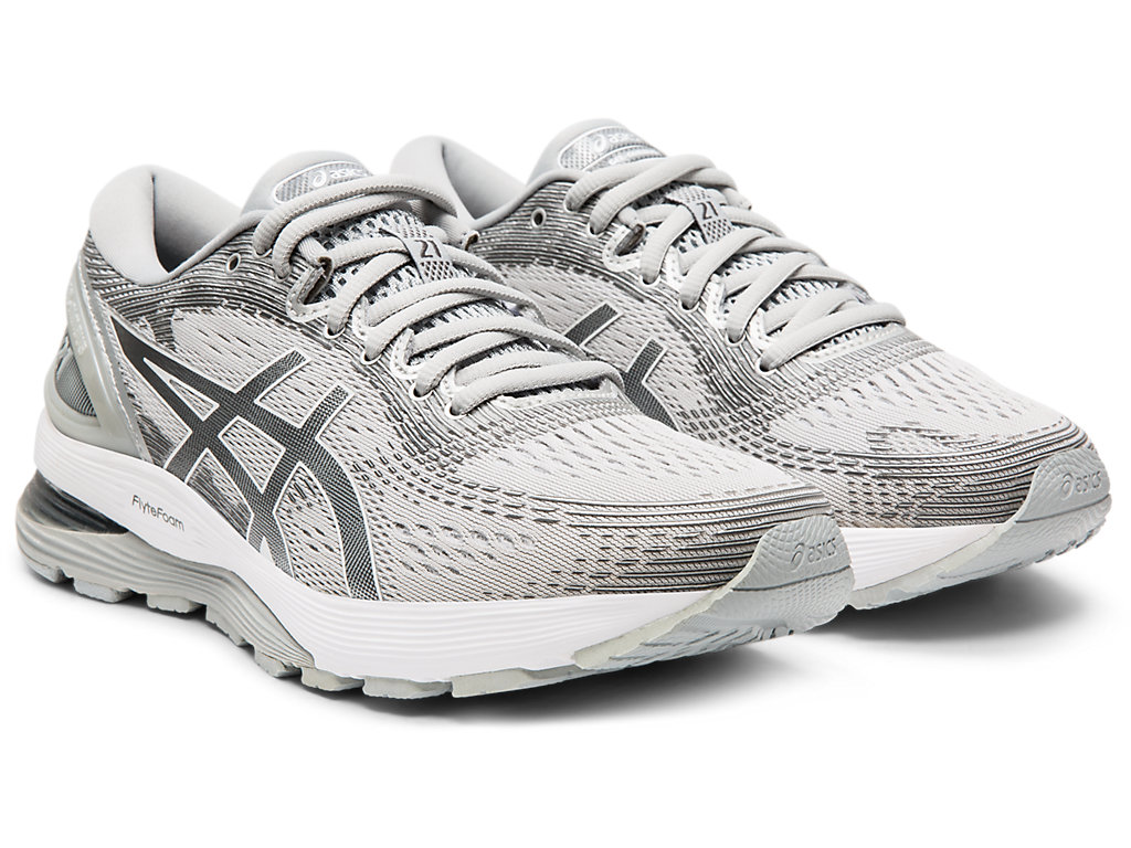 ASICS-Men-039-s-GEL-Nimbus-21-Running-Shoes-1011A169 thumbnail 38