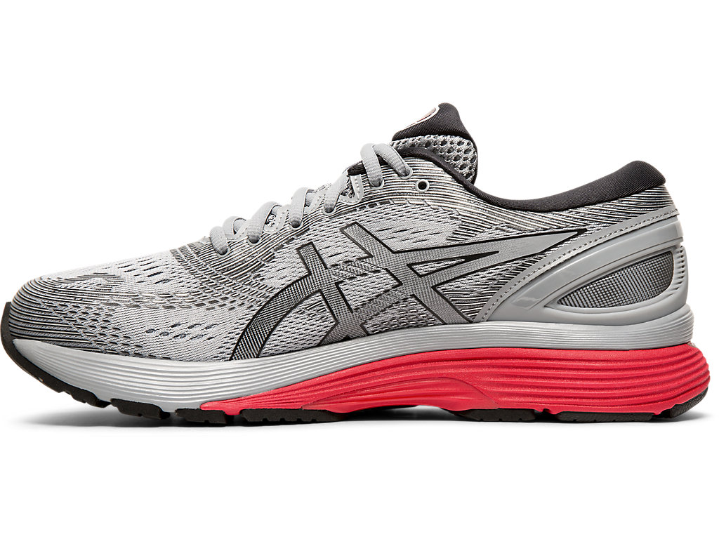 ASICS-Men-039-s-GEL-Nimbus-21-Running-Shoes-1011A169 thumbnail 49