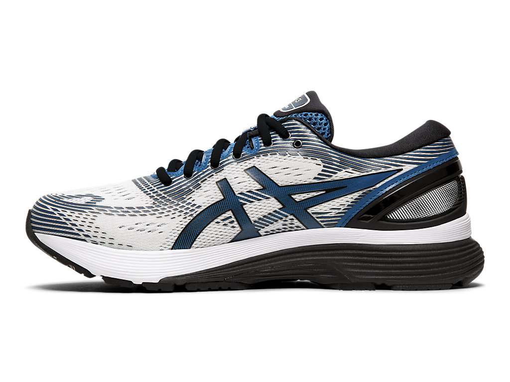 ASICS-Men-039-s-GEL-Nimbus-21-Running-Shoes-1011A169 thumbnail 58