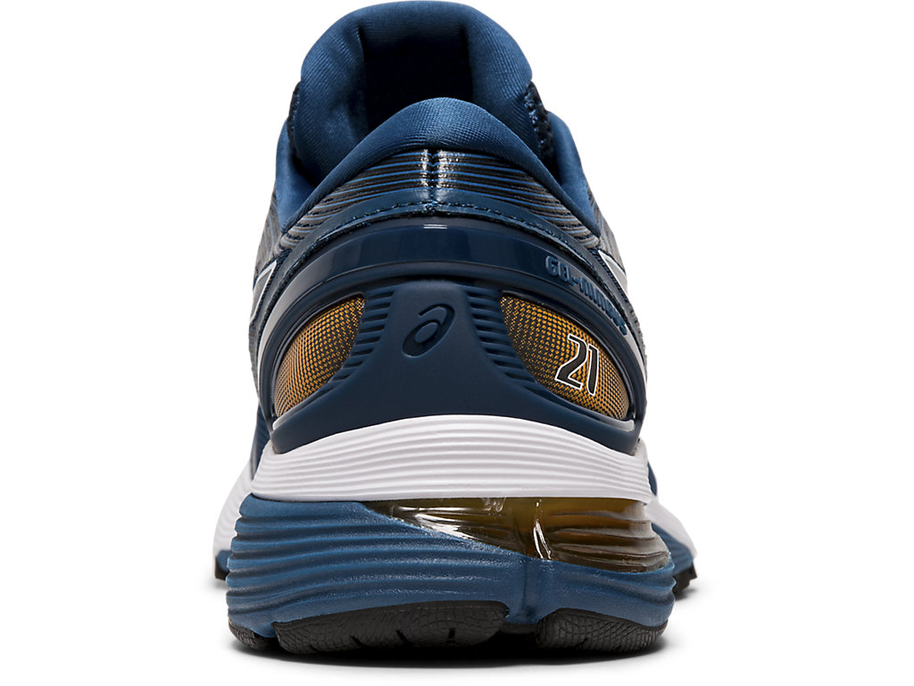 ASICS-Men-039-s-GEL-Nimbus-21-Running-Shoes-1011A169 miniature 59