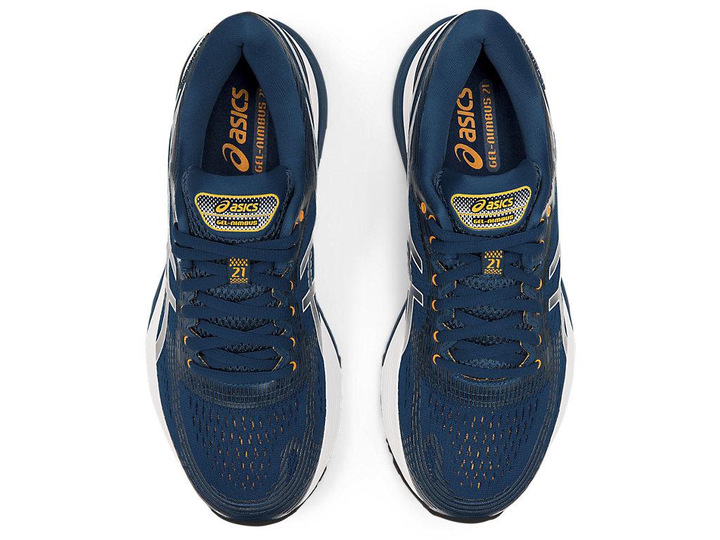 ASICS-Men-039-s-GEL-Nimbus-21-Running-Shoes-1011A169 miniature 60