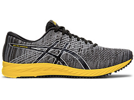 Right side view of GEL-DS TRAINER™ 24, BLACK/TAI-CHI YELLOW