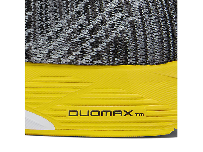 Alternative image view of DS-TRAINER 24, BLACK/TAI-CHI YELLOW