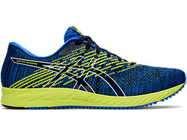 Right side view of GEL-DS TRAINER™ 24, ILLUSION BLUE/BLACK