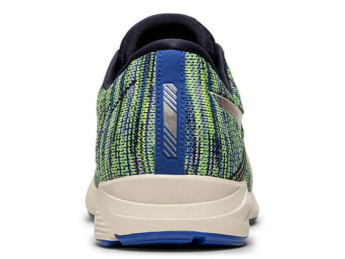 Back view of GEL-DS TRAINER™ 24, ELECTRIC BLUE/BIRCH
