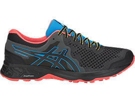 GEL-SONOMA 4, BLACK/ISLAND BLUE