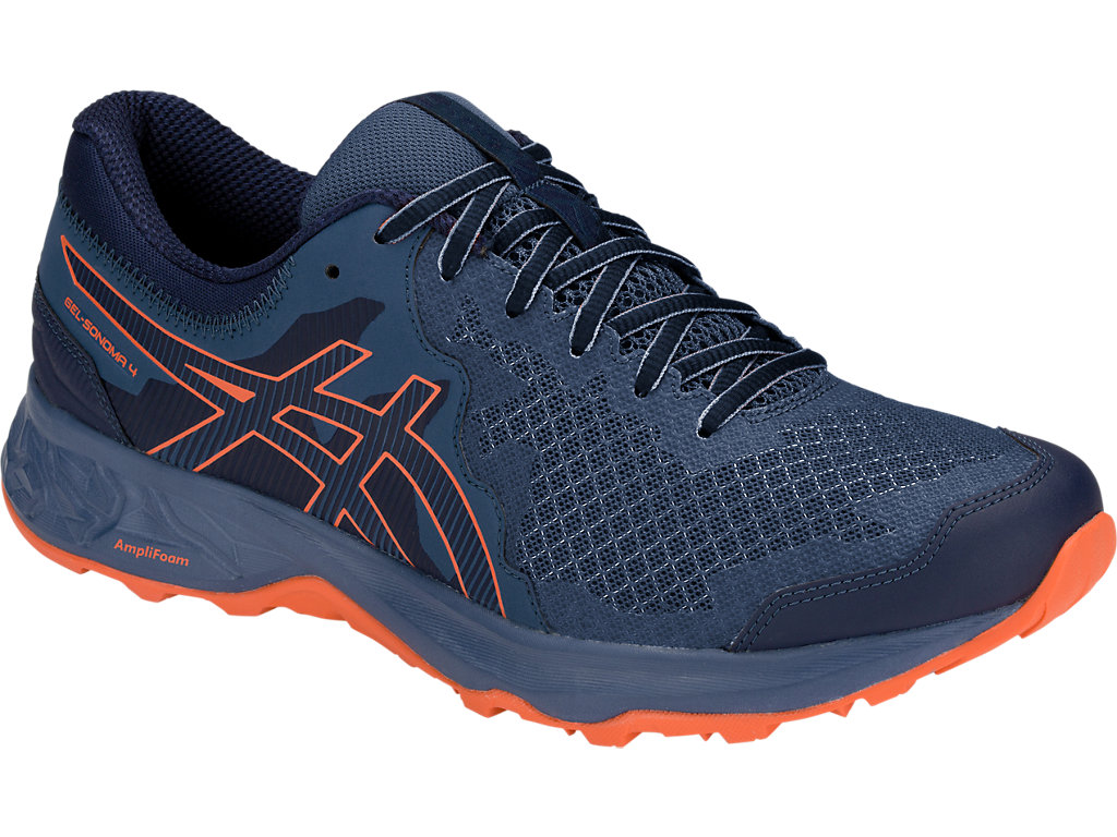 Détails sur Asics Gel Sonoma 4 Chaussures Chaussures Homme Trail Running Kayano Ninbus