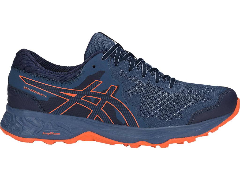 GEL SONOMA 4 Chaussures de running steel bluepeacoat