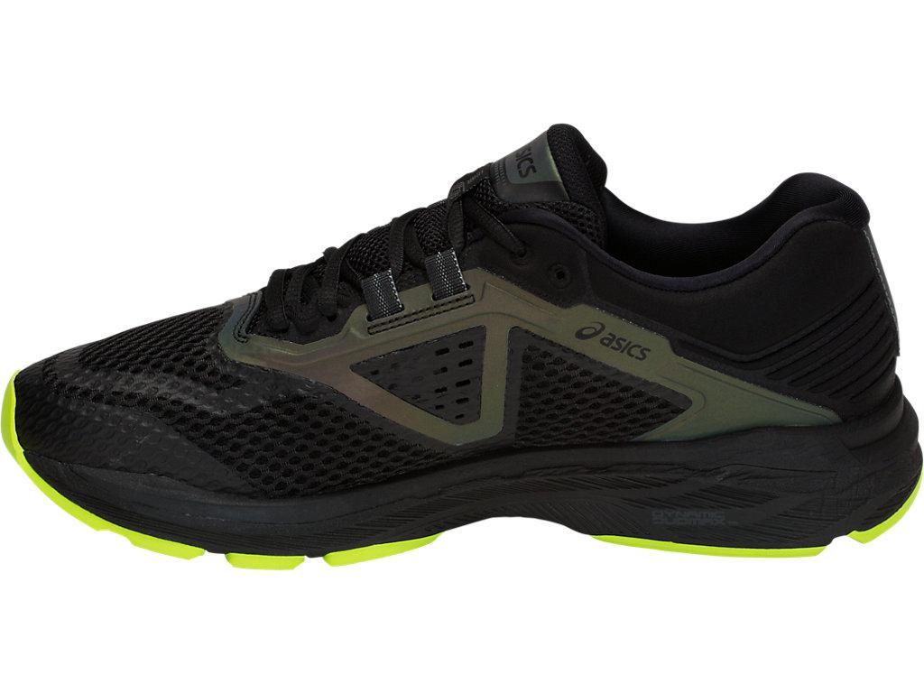 asics GT 2000 6 Lite Show Running Shoe blackblack