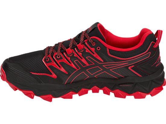 GEL-FujiTrabuco 7 BLACK/CLASSIC RED