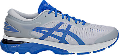 c8b3165666 GEL-Kayano 25 Lite-Show | MEN | Mid Grey/Illusion Blue | ASICS US