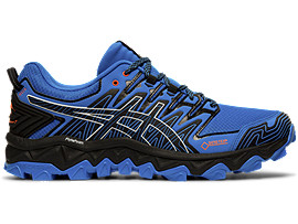 GEL-FujiTrabuco 7 G-TX, ELECTRIC BLUE/BLACK
