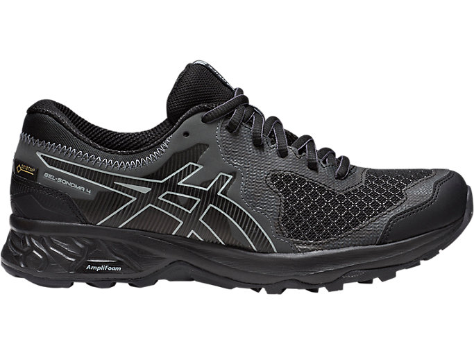 Men's GEL SONOMA™ 4 G TX | BLACKSTONE GREY | Trailrunning