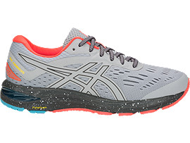 GEL-CUMULUS 20 LE, MID GREY/DARK GREY