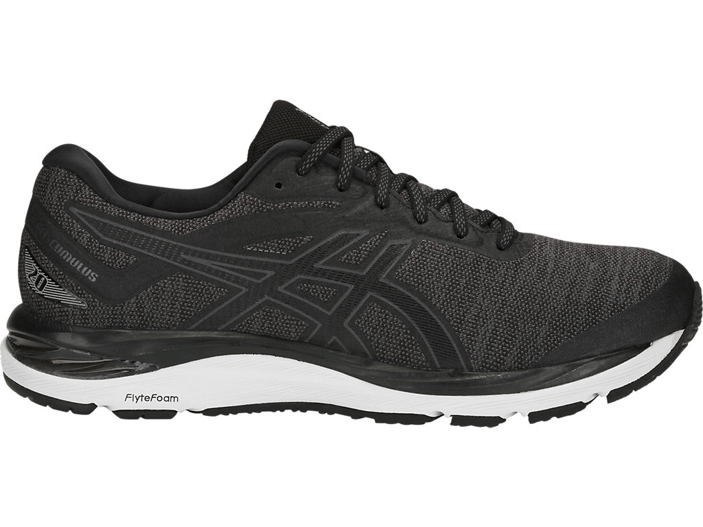 GEL-CUMULUS 20 MX | Men | BLACK/DARK GREY | FURTHER | ASICS