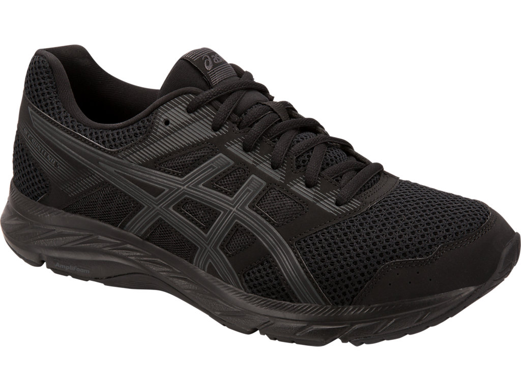 asics gel contend 5 vs gt 1000