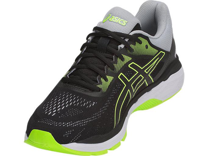 Men's GEL Pursue 5 | BlackHazard Green | Running Shoes | ASICS