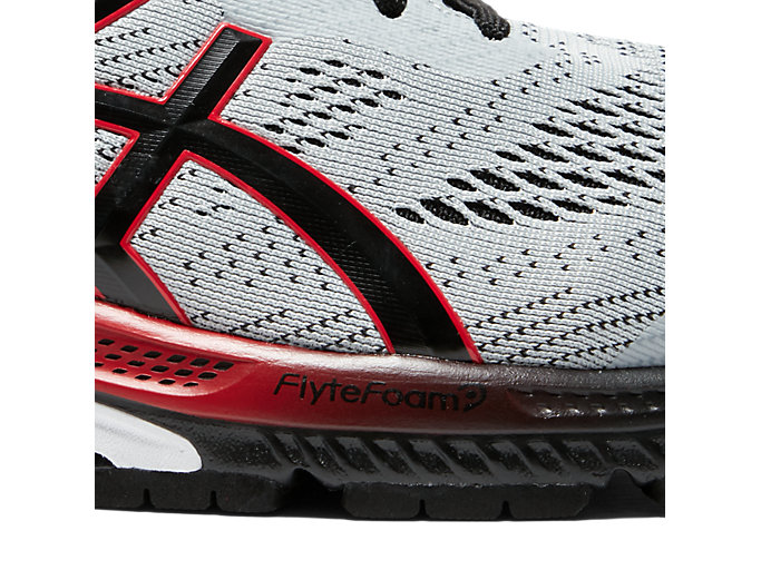 Alternative image view of GEL-KAYANO™ 26, PIEDMONT GREY/BLACK