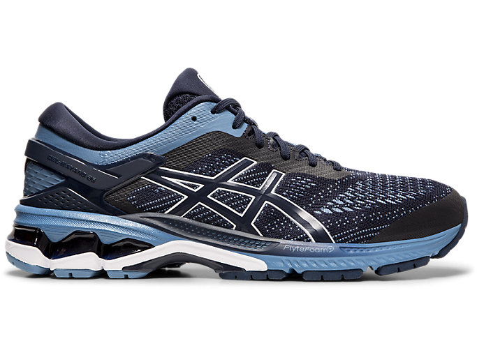 Men's GEL KAYANO™ 26 | MIDNIGHTGREY FLOSS