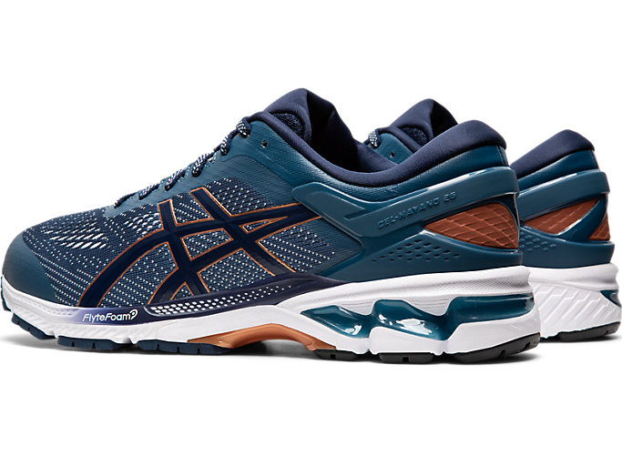 Front Left view of GEL-KAYANO 26 (2E)