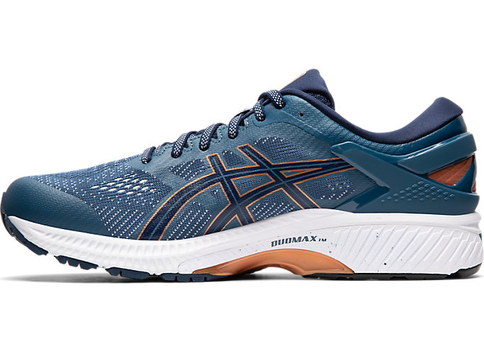 Left side view of GEL-KAYANO 26 (2E)