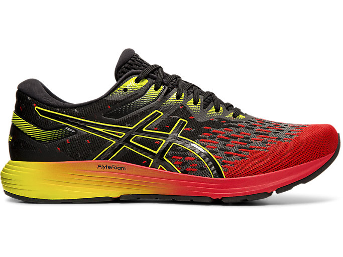 Men's DYNAFLYTE 4 | Speed RedBlack | Running Shoes | ASICS