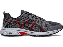 GEL-VENTURE 7, BLACK/CLASSIC RED