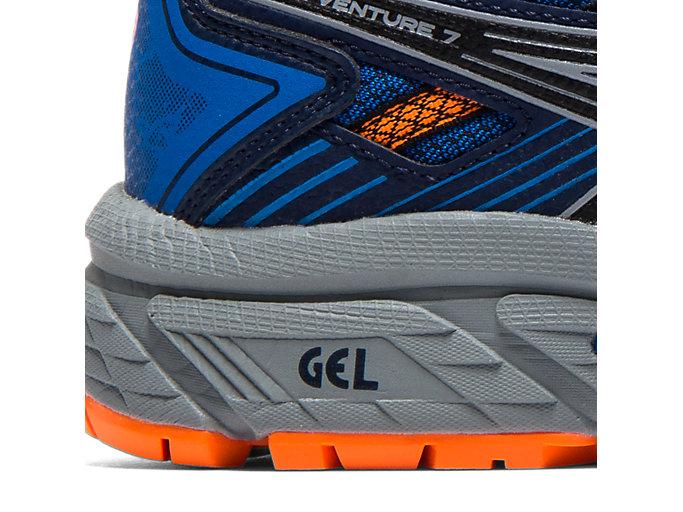 Alternative image view of GEL-VENTURE™ 7, ELECTRIC BLUE/SHEET ROCK