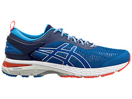 GEL-KAYANO 25, INDIGO BLUE/DIRECTOIRE BLUE