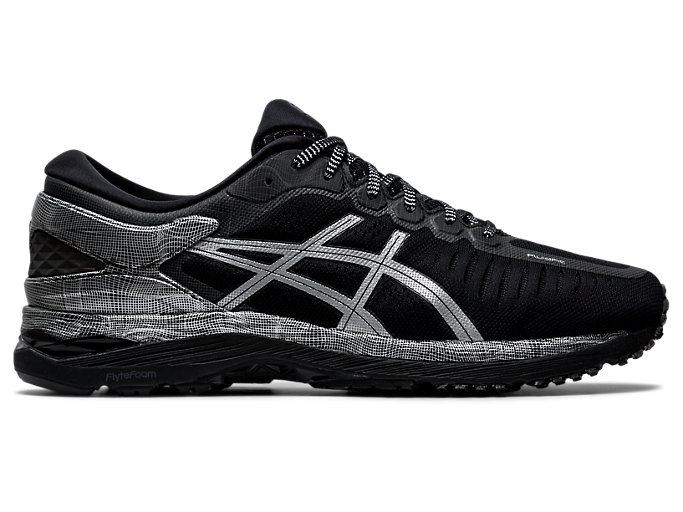 Men's MetaRun | BLACKSILVER | Laufschuhe | ASICS