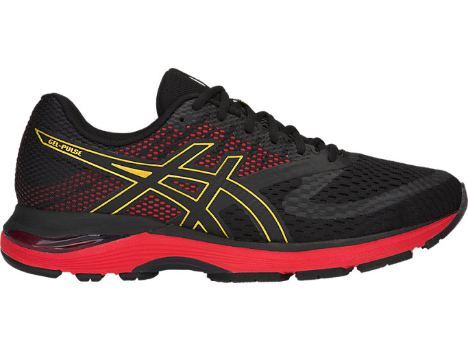 GEL PULSE 10 | Men | BLACKRICH GOLD | WEITER | ASICS