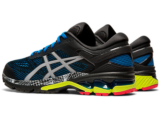 GEL-KAYANO 26 LS GRAPHITE GREY/PIEDMONT GREY