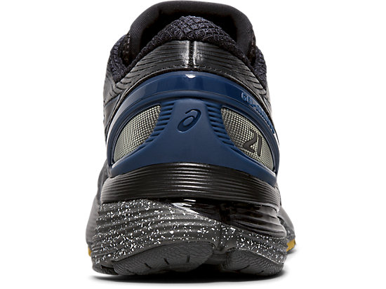 GEL-NIMBUS 21 WINTERIZED GRAPHITE GREY/BLACK