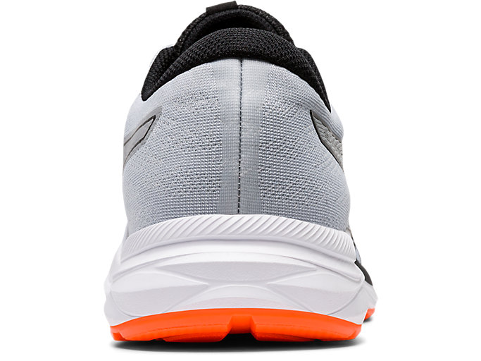 Back view of GEL-EXCITE™ 7, PIEDMONT GREY/BLACK