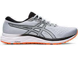 Right side view of GEL-EXCITE™ 7, PIEDMONT GREY/BLACK