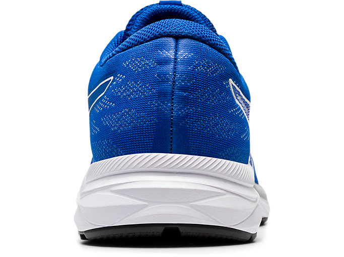 Back view of GEL-EXCITE™ 7, TUNA BLUE/WHITE